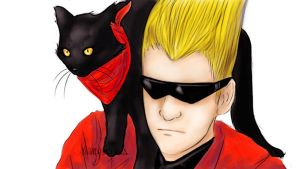 Ghost Trick: Phantom Detective - Sissel by shamylicious