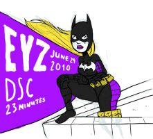 DSC 29June2010 Batgirl 3 by theEyZmaster