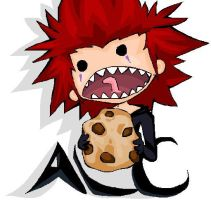 Axel loves cookie by axellovescookie