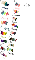Please look :3 Pallete adopts CHEAP by hellanugget