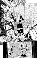 Red Hood / Arsenal sneak peek page 5 by DenisM79