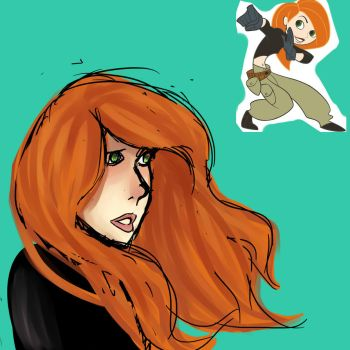 Kim Possible by xCometxAppplex