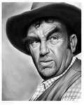 Andy Devine by gregchapin