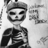 Welcome to my black parade by snowXD