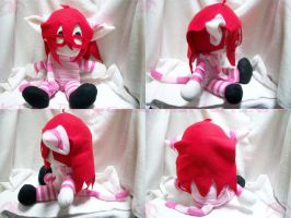 BB: Cheshire Grell Plushie by KPenDragon