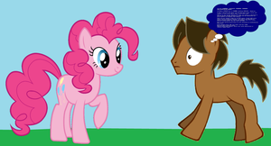 My first time in Ponyville by Cogstock