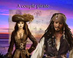 .::A couple pirate::. by feline927