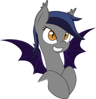 Echo the Bat Pony 18 by Zee66