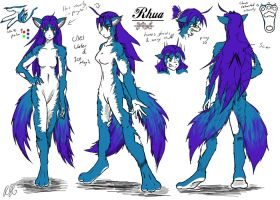 Rhua Reference Sheet by Deoxyribonucleic