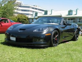 Black Grand Sport by SeanTheCarSpotter