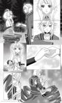 M and Y Doujinshi. Part 2 (End) by Sartika3091