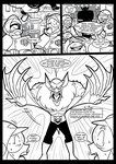 THE SKULL Page 24 by MichaelJLarson