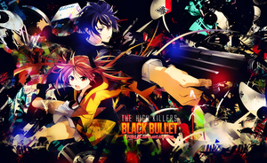 Wallpaper Black Bullet2 [The High Killers] by Yumijii