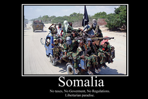 Somalia Demotivator by Party9999999
