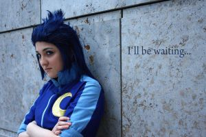 I'll be waiting..... by BattleUsagi