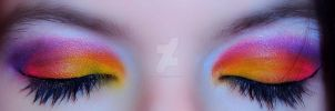 Sunset Eyes 2 by DrUmMeRchik07