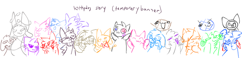 Temporary Banner For Kd Story by KittydogCrystal