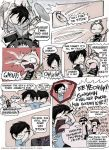 A7X comic - Instant Karma by Chocoreaper