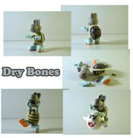 Weekly Sculpture: Dry Bones by ClayPita