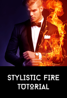 Stylistic Fire Tutorial by AbbeyMarie