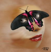 The eyes of the butterfly by teufelchenonline