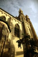 Jakarta Cathedral by wilmil