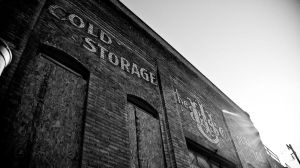Cold Storage - BW by PapaGue
