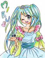 MIKUMIKU by Colorful--Melody