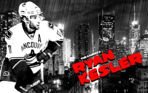 Ryan Kesler Wallpaper by anton81