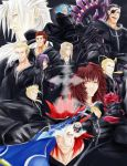 kh2 - organization xiii by chirart