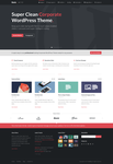 Basix - Corporate WordPress Theme by artivity