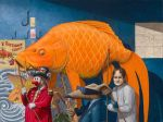The Goldfish Syndicate by vanoostzanen