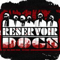 Reservoir Dogs Promo Sticker by LionPrideDesigns