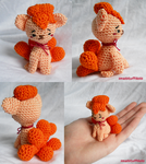 Vulpix by TheSmall-Stuff