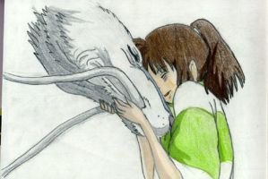 Reunion-Spirited away by OginoChihiro
