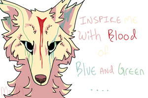 Blood of Blue and Green by Ailuridae-KiTN