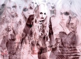 taylor momsen blend. animated. by xNatstar
