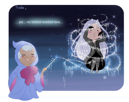 sephy and the fairy godmother by pirastro
