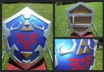 Hylian Shield, Ocarina of Time Test-Run REPAINT by SunSweetSara