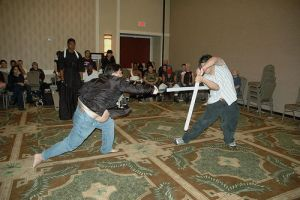 Supercon sword fight2 by sonicm15