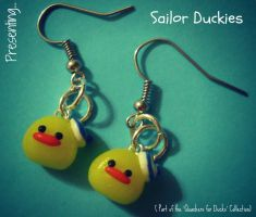 Sailor Duckies by XXSaturnNinjaSGXX