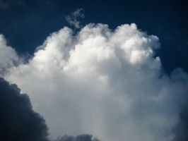 Clouds On 27.08.2012 (Cotton Clouds) by ss03101991