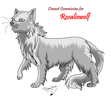 .CM. For Rosaliewolf by LindsayPrower