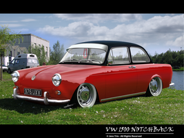 VW 1500 Notchback by JensTrio