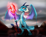 Princess Ember - Dragon Lord by NihiTheBrony