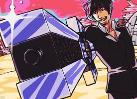 Wolfwood by yard-clown