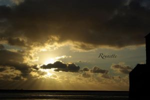 Good evening by Rounette