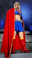 Supergirl Costume 1 by ParadoxJaneDesigns