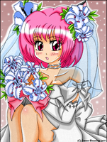Gorgeous Bride Ichigo by Sweet-Blessings