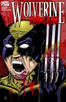 wolverine cover by mad-flavor